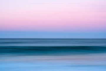 Panning Coogee Sunset 2