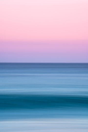 Panning Coogee Sunset 3