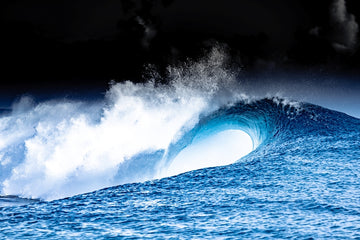 Tahitian Wave Energy