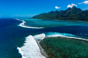 Moorea Reef Pass