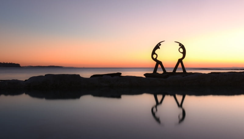 Sunrise Sculptures