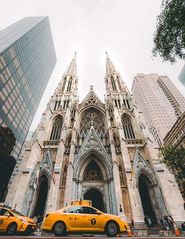 Saint Patrick Church NYC