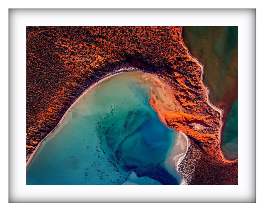 Shark Bay Colour