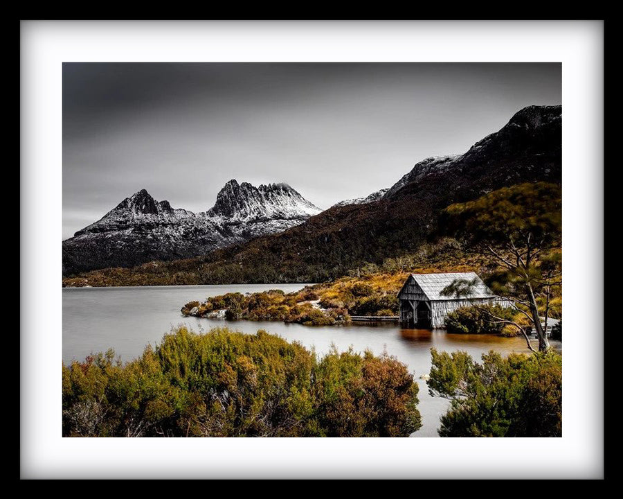 Snow Capped Cradle Mountain