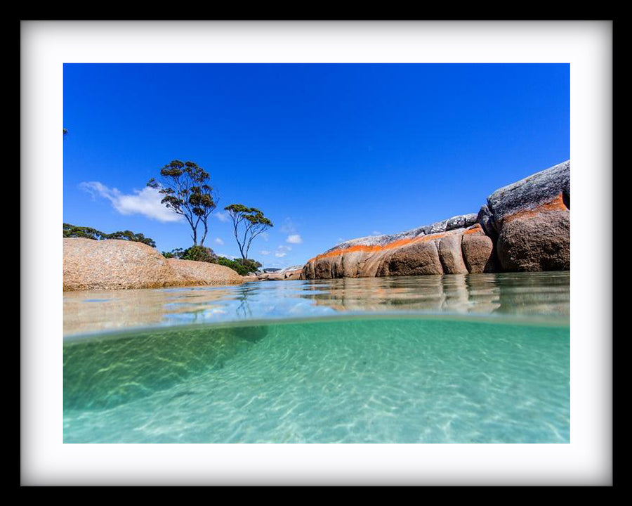 Split Level Bay of Fires TAS