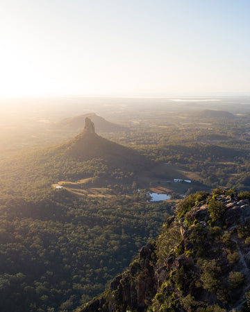 Sunrise at Mt Beerwah