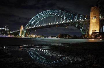 Sydney Harbour Bridge Reflections