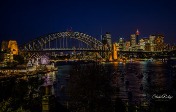 Sydney Harbour from a different view
