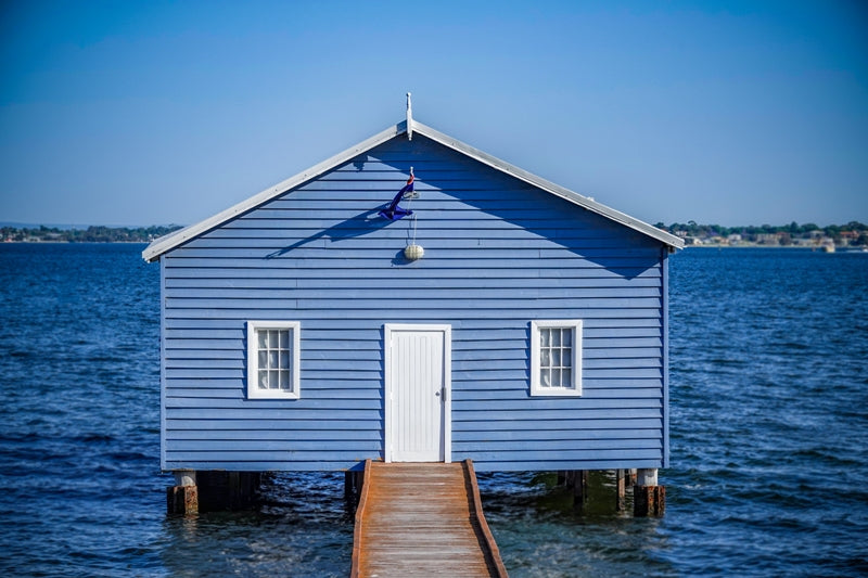 The Blue Boat Shed, Perth