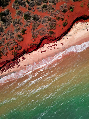 The Colours of Shark Bay