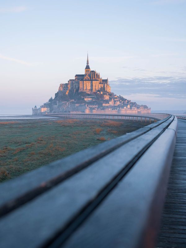 The Mount Saint Michel