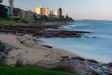 The Esplanade - Cronulla