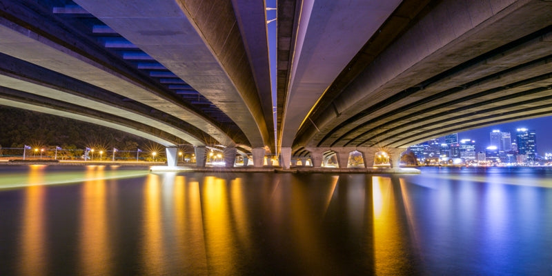 Under the Narrows pano