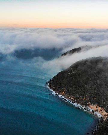 West Head Morning Fog