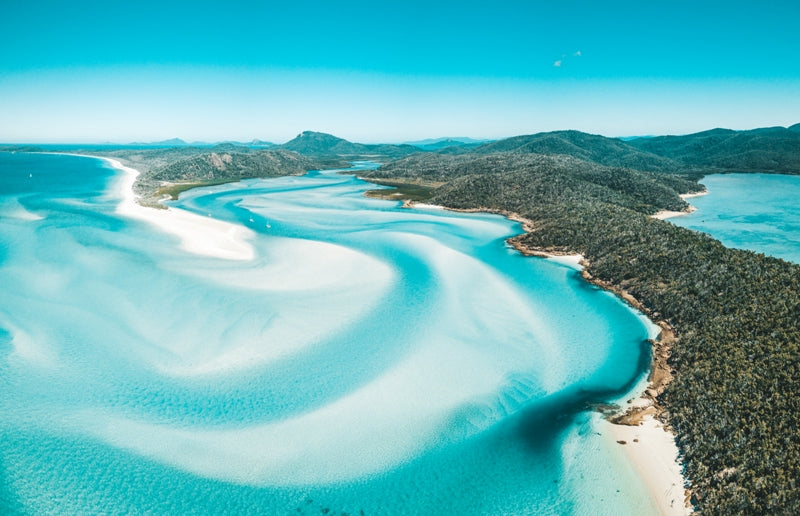 Whitsunday Swirls