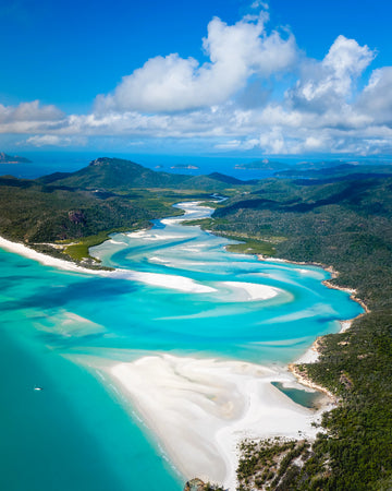 Whitsundays Beach in Australia