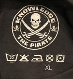 Flintlock Exclusive  Sword and Skull Pirate T-Shirt