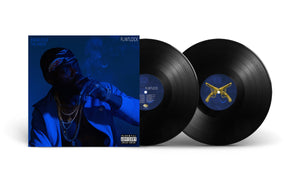 Flintlock Limited  Edition BLACK Vinyl (2LP) SIGNED
