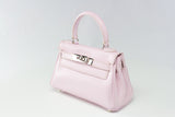 "EVA 8"" PINK LEATHER"