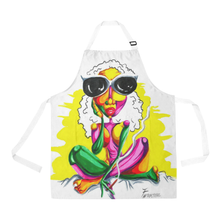 "Load image into Gallery viewer, ""Define Myself"" All Over Print Apron"