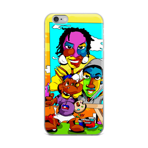 SANDRA BLAND X TRAYVN TRIBUTE iPhone Case