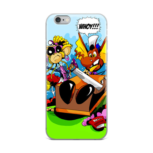 WHOY iPhone Case