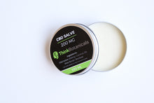 Think Botanicals CBD Salve 200mg