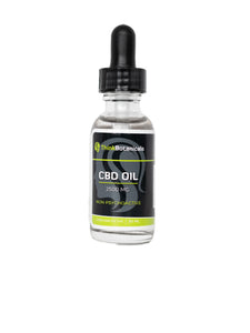 CBD OIL - 2500mg