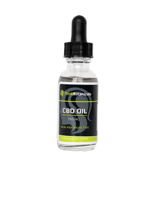 CBD OIL - 750mg