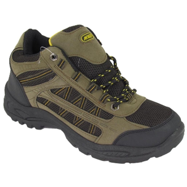 Mens Walking Hiking Boots Trainers Trail Casual Trainers Shoes Size UK 9 - 12