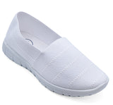 Girls Boys Kids Childrens White School Pumps Trainer Plimsoll Casual Shoes 10-3