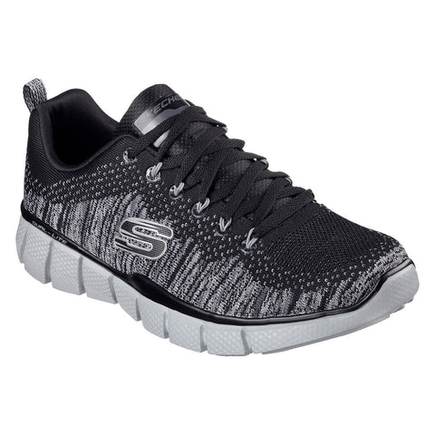 Skechers Men's Equalizer 2.0 Perfect Game Low-Top Sneakers Size 7-12 BLACK