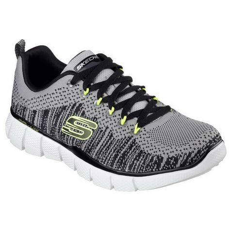 Skechers Men's Equalizer 2.0 Perfect Game Low-Top Sneakers Size 7-12 GREY