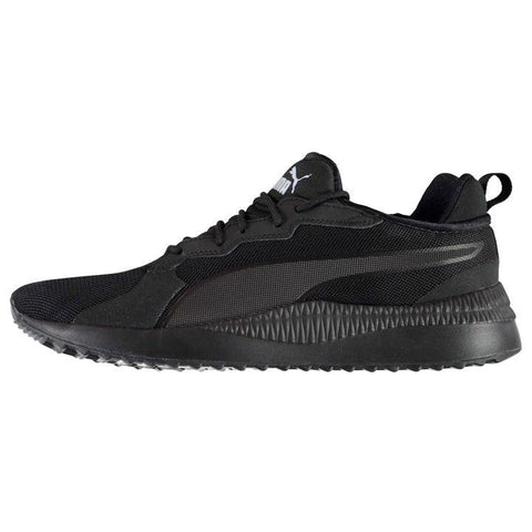 Mens Black Puma Pacer Next Trainers High Traction Outsole Size UK 9 / 43