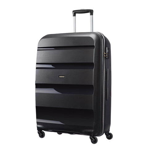 American Tourister Bon Air Large Suitcase Spinner Wheels Hard Case Zip