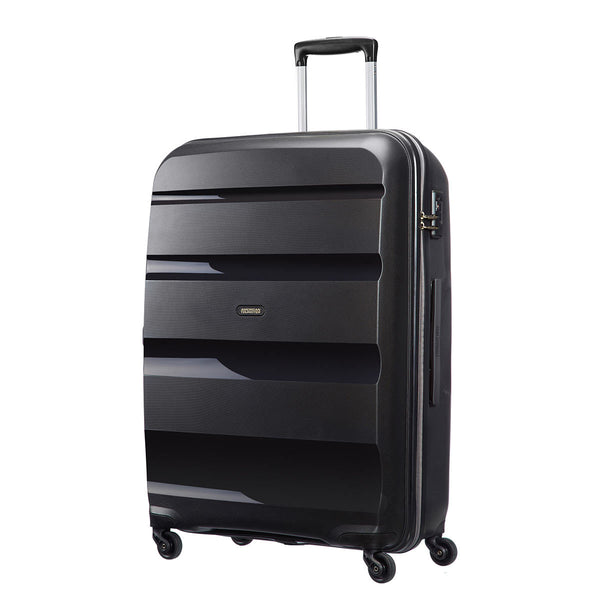 American Tourister Bon Air Suitcase Spinner Wheels Hard Case Zip CABIN SIZE
