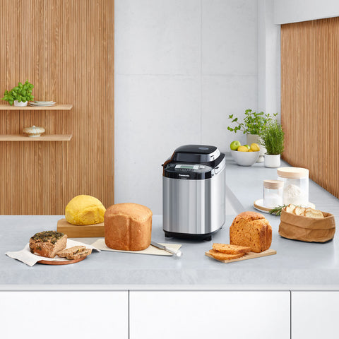 Silver Award Winning Panasonic SDZB2512KXC 230V Bread Maker