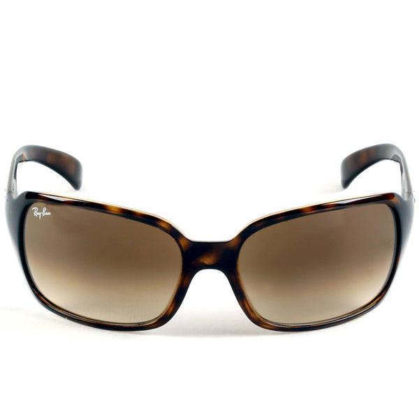 Ray-Ban Tortoise Shell Sunglasses with Brown Lenses, RB4068 710/51