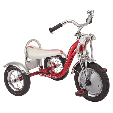 Stylish And Reliable Schwinn Lil' Sting-Ray Super Deluxe Kids Trike