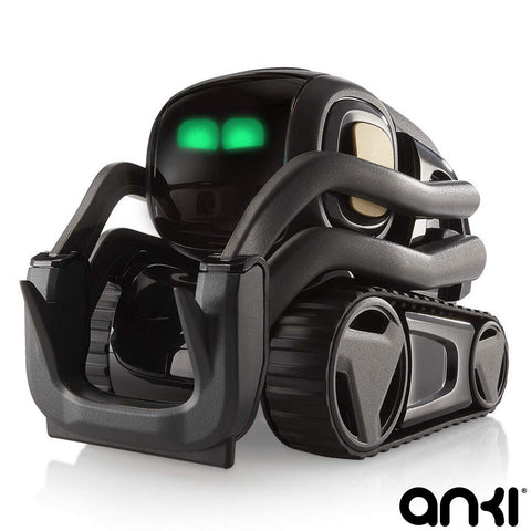 Anki Vector Robot + Space Habitat in Black/Grey (8+ Years)