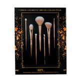 Luxury 7 Pcs Limited Edition Beauty Professional Cosmetic Brush Set