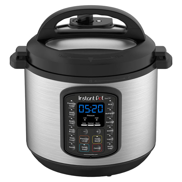 Electric Instant Pot Duo 6 SV Pressure Cooker