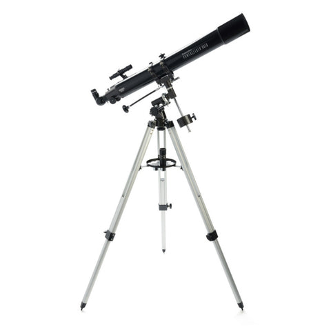 Perfect Beginners Gift Celestron Powerseeker 80EQ Telescope