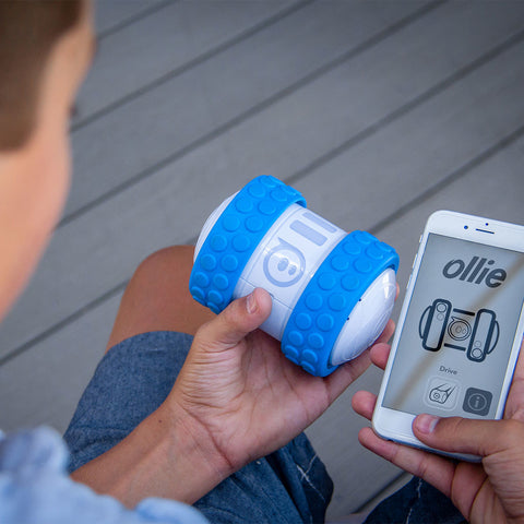 Sphero Ollie Toy Robot Interactive App Controlled