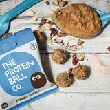 20 x The Protein Ball Co. Peanut Butter 100% Natural Gluten Free
