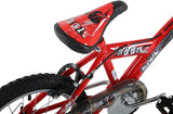 Sonic Boom Red Kids Unisex 16 inch Junior Bike