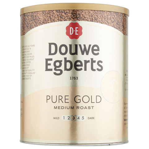 Pure Gold Finest Quality Instant Coffee Granules, 750g (470 Cups)