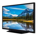 Toshiba Smart TV 32 Inch HD Ready HDR with VOD USB Recording - Black