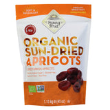 Sunny Fruit Organic Dried Fruit Apricots No Added Sugar Gluten Free Pack, 1.13kg