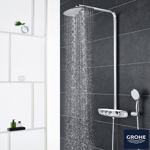 GROHE Rainshower SmartControl 360 Duo Shower System - Model 26250000